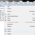 How to Create Executable JAR File in Eclipse IDE?