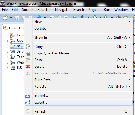 How to Create Executable JAR File in Eclipse IDE