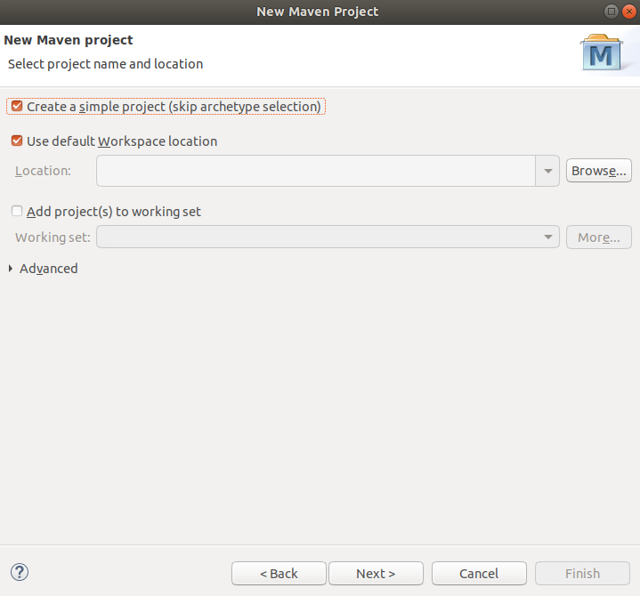 Creating Maven Spring Boot Project Manually 2